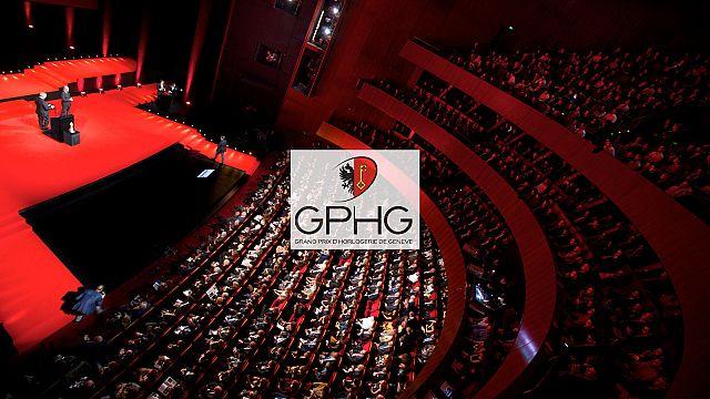 Follow live, The Grand Prix d'Horlogerie de Genève (GPHG)