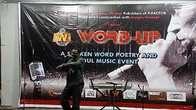 Poets speak up about Nigeria through spoken word