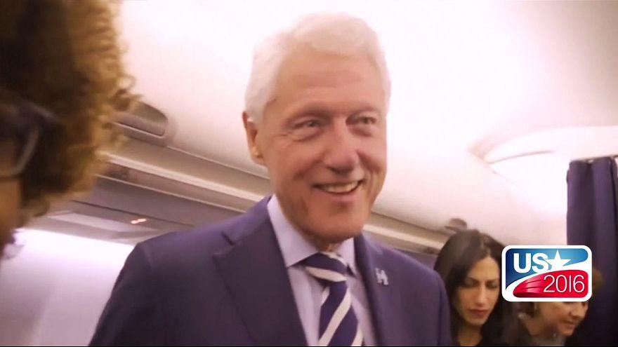 Clinton camp recruits Bon Jovi for 'Mannequin Challenge' advert