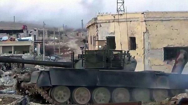 El Ejército sirio asegura haber arrebatado a los rebeldes el distrito 1070, en el extrarradio suroccidental de Alepo