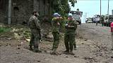 DRC: Bomb attacks kills child, injures 32 troops - UN