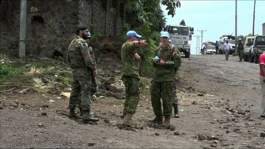 RDC: Explosão em Goma mata uma criança e fere dezenas de capacetes azuis