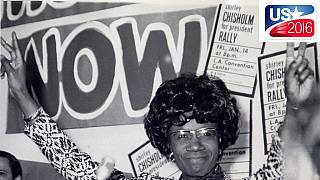 Shirley Chisholm: the politician who fought for a female US president