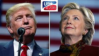 LIVE: US presidential election 2016 results as they come in