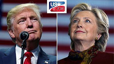 Direct: les États-Unis votent pour leur élire leur 45è président(e)