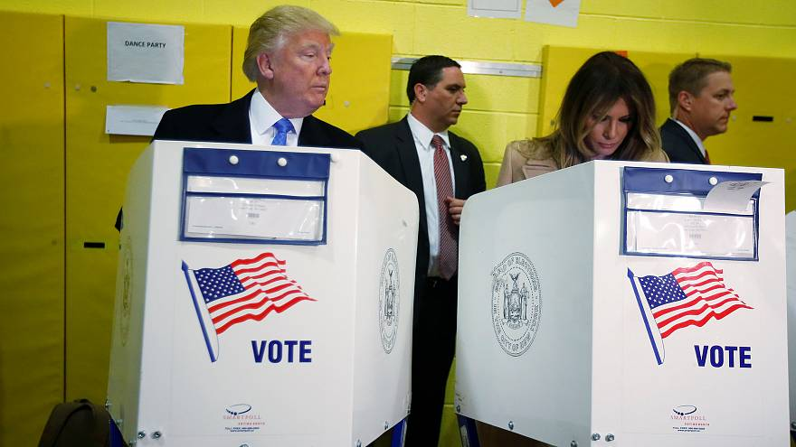 'How's she voting?' Does Donald Trump even trust his wife?