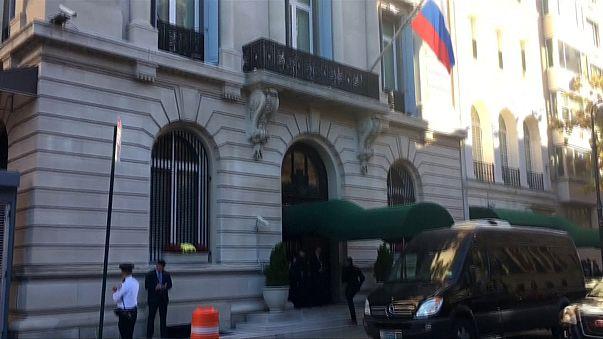 Un mort au consulat de Russie à New York