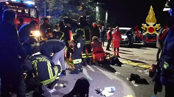 Image: Emergency Rescue at Disco