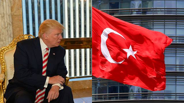 Turkey and the US - new best friends?