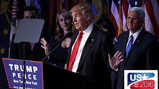 Election de Trump à la Maison Blanche : l'Afrique et le monde réagissent