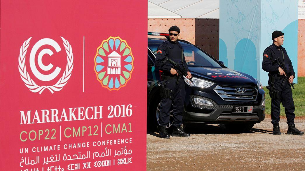 مراکش، میزبانی فعال برای بیست دومین نشست تغییرات آب و هوایی