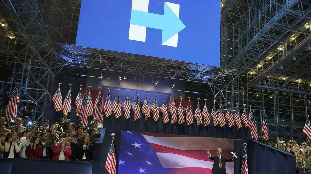 Clinton recusa fazer discurso da derrota no final da noite eleitoral