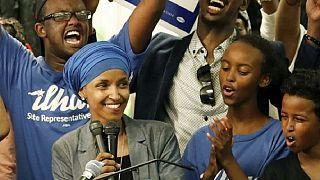 Élections aux USA : une Somalienne d'origine élue à la Chambre des représentants