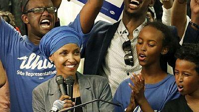 Historic victory for Somali-American Muslim woman in US legislative polls