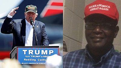 Trump is 'the white Malcolm X' – Obama's half brother celebrates