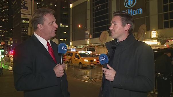 Donald Trump, the multifaceted man? Euronews reports from New York