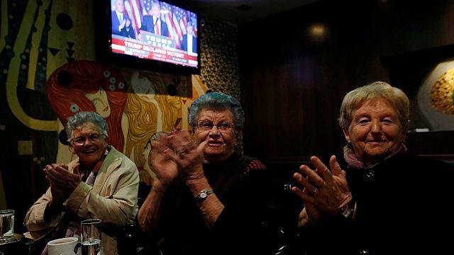 سلوفينا : سكان سيفنيتسا يحتفلون بنجاح ترامب، زوج ابنتهم ميلانيا