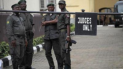 """Nigeria : ouverture du procès d'un haut juge pour """"blanchiment d'argent"""""""