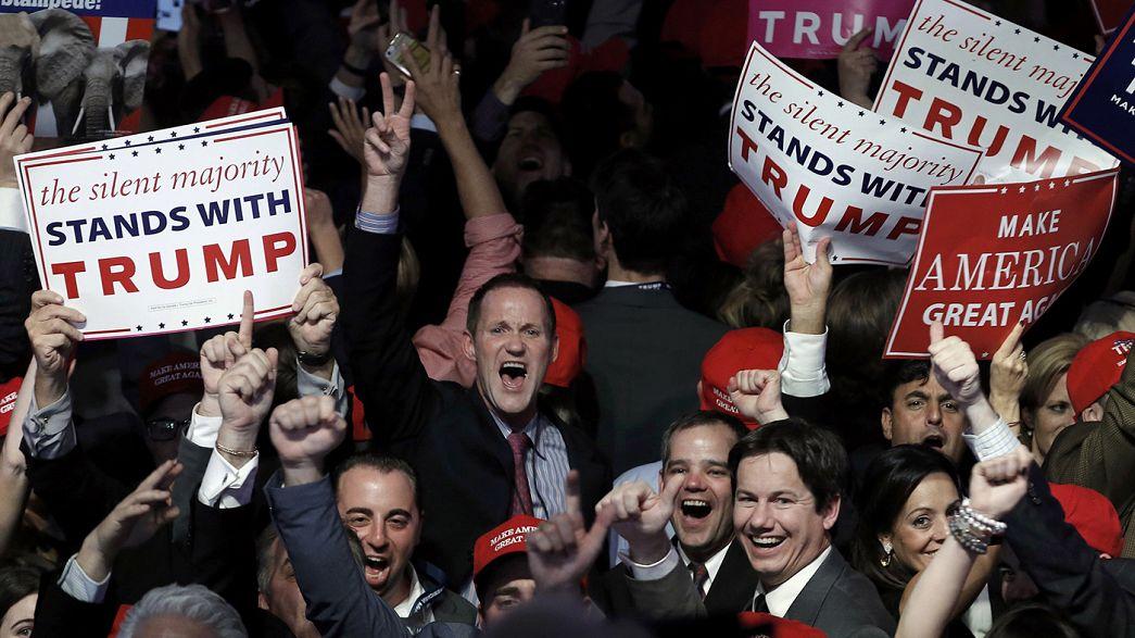 Eleições EUA: Uma noite de emoções fortes