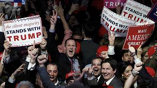 US election: An anxious night for both camps