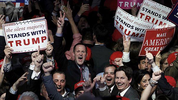 США: тревожная ночь подсчёта голосов