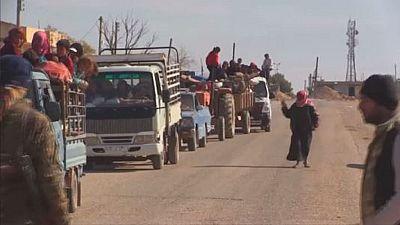 Syrie: la bataille de Raqqa