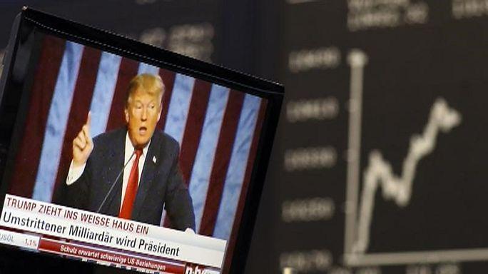 A vártnál pozitívabban reagált a Wall Street Donald Trump győzelmére