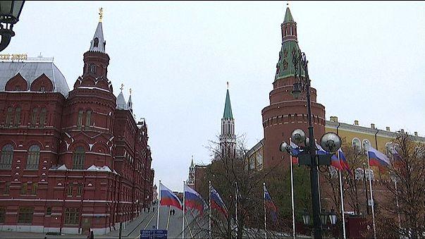 Election de Donald Trump : réactions dans les rues de Moscou