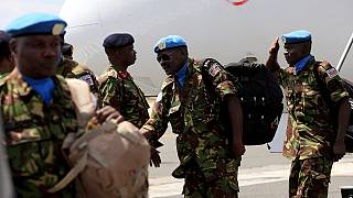 Kenya begins withdrawal of its troops from restive South Sudan