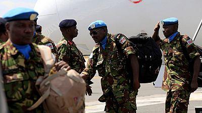 Le Kenya débute le retrait de ses Casques bleus au Soudan du Sud