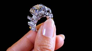 Botswana's diamond industry hopes to sparkle once more