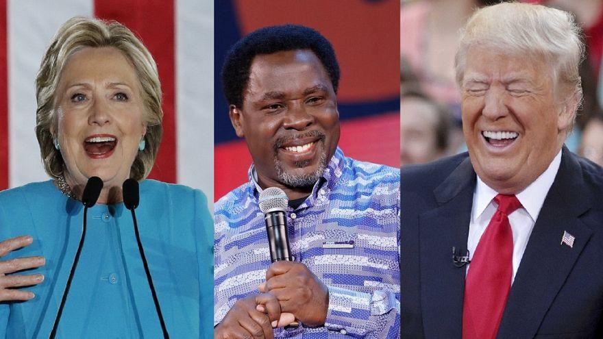 Twitter mocks Nigerian preacher for deleting anti-Trump prophecy