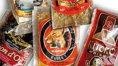 Ivory Coast bans consumption of sachet alcohol