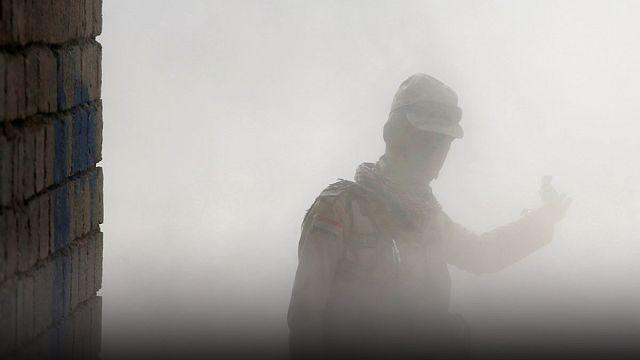 Moszulnál az iraki katonák is lehetnek kegyetlenek