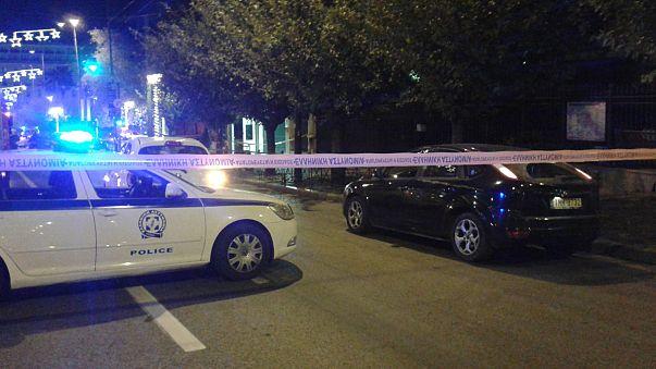 Grèce : attaque à l'explosif devant l'ambassade de France