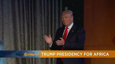 Trump élu, quelles relations avec l'Afrique? [The Morning Call]
