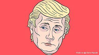 La victoria de Trump vista por caricaturistas