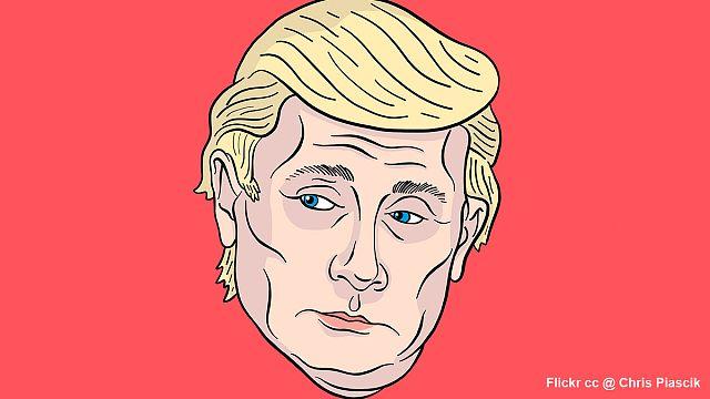 فوز ترامب بأقلام رسامي الكاريكاتير