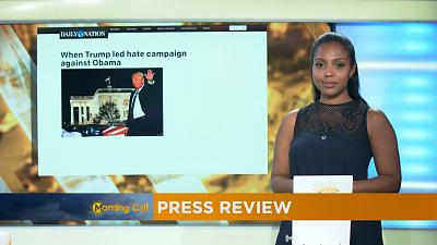 Press Review of November 10, 2016 [The Morning Call]