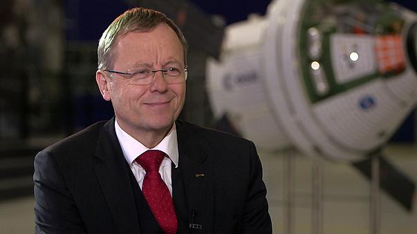 Jan Wörner, directeur général de l'ESA: Quel futur pour l'Europe dans la conquête spatiale ?