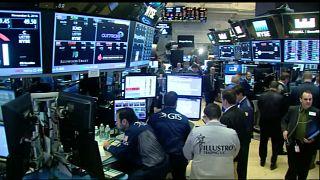 Wall Street abre plano, por las primeras palabras conciliadoras de Trump