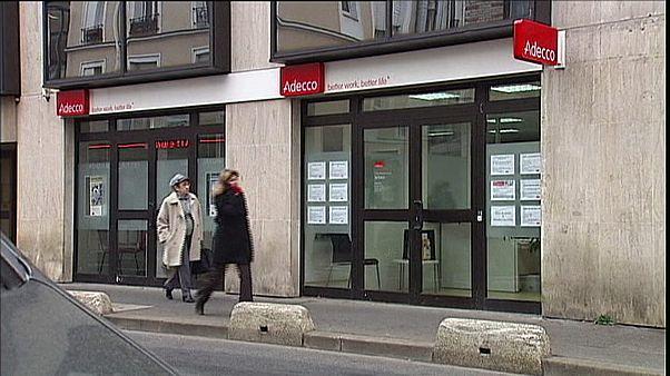 French job creation gaining momentum