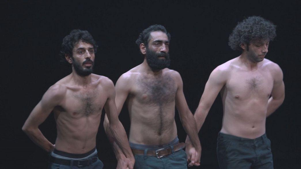 Cuando un coreógrafo sirio baila el desarraigo