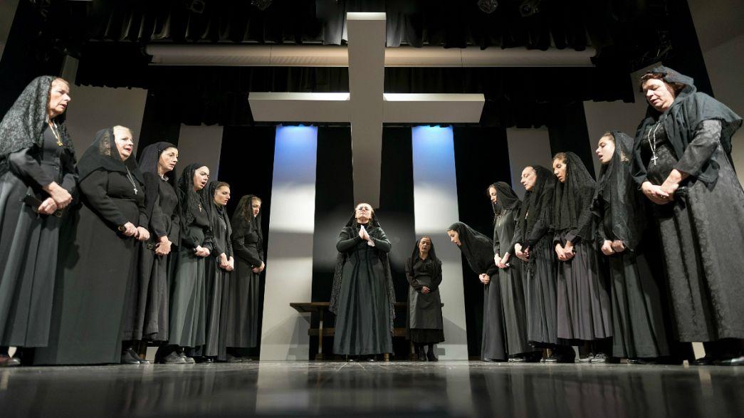 Θέατρο: «Το σπίτι της Μπερνάρντα Άλμπα» στο Παλαιό Φάληρο
