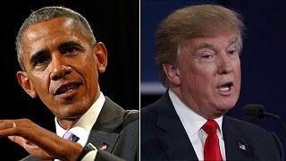 Обама и Трамп: президенты-антагонисты