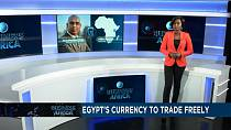 Egypt's currency trades freely, Ivorian cocoa production declines and S. Africa's whisky demand [Business Africa]