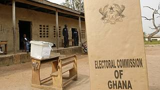 EU election observers pitch camp in Ghana ahead of December polls