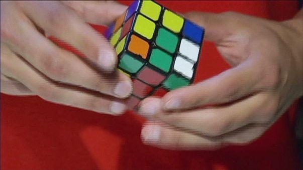 La guerre du Rubik's cube