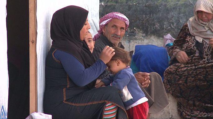 250.000 Menschen in Ostaleppo droht Hungersnot