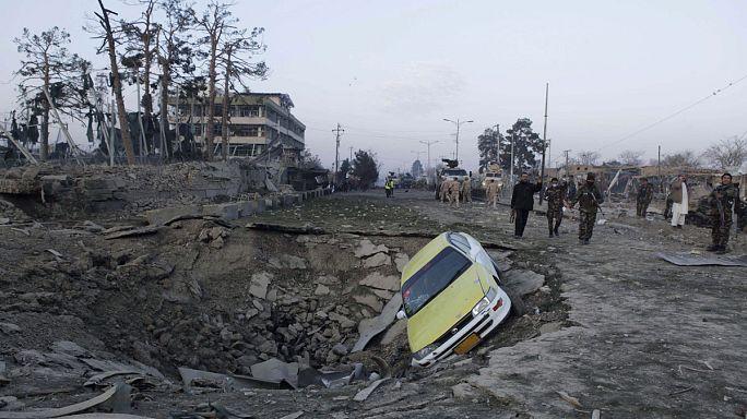 Афганистан: нападение на консульство ФРГ отбито